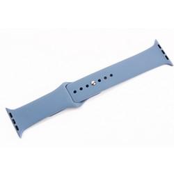 Ремешок спортивный COTEetCI W3 Sport Band (CS2086-LG) для Apple Watch 44мм/ 42мм Лавандово-серый