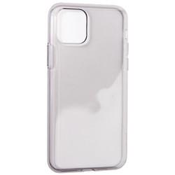 """Чехол силиконовый Hoco Light Series для iPhone 11 Pro (5.8"""") Дымчатый"""