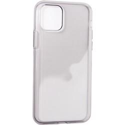 """Чехол силиконовый Hoco Light Series для iPhone 11 (6.1"""") Дымчатый"""