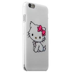 Чехол-накладка UV-print для iPhone 6s/ 6 (4.7) пластик (арт) Котенок тип 001