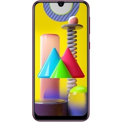Samsung Galaxy M31 128GB Красный Ru