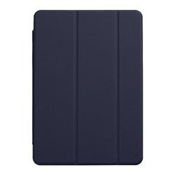 """Чехол-подставка Deppa Wallet Onzo Basic для iPad Air (10.5"""") 2019г. Soft touch 1.0мм (D-88059) Синий"""