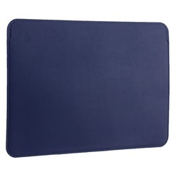"Защитный чехол-конверт COTEetCI Leather (MB1018-BL) PU Ultea-thin Case для Apple MacBook New Pro 13""/ New Air 13"" Темно-синий"
