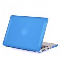 Защитный чехол-накладка BTA-Workshop для MacBook Pro 13 матовая синяя