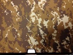 Защитный чехол-накладка BTA-Workshop для MacBook Pro Retina 15 комуфляж светло-желтый