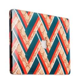 Защитный чехол-накладка BTA-Workshop для Apple MacBook Pro 13 вид 12 (геометрический орнамент)