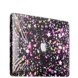 Защитный чехол-накладка BTA-Workshop для Apple MacBook Pro 13 вид 15 (цветная метель)