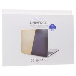 """Защитный чехол-накладка COTEetCI MB1033-TT universal PC Case для New Macbook Pro16"""" Прозрачный матовый"""