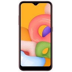Samsung Galaxy M01 32GB Красный Ru