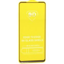 "Стекло защитное 2D для Samsung Galaxy A21s (6.5"") Black"