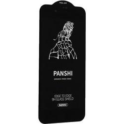 """Стекло защитное Remax 3D (GL-51) Panshi Series Твердость 12H (Shatter-proof) для iPhone SE (2020г.)/ 8/ 7 (4.7"""") 0.33mm Black"""