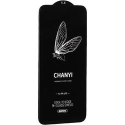 """Стекло защитное Remax 3D (GL-50) Ultra-thin гибкое для iPhone 11/ XR (6.1"""") 0.15mm Black"""