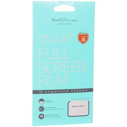 Пленка защитная BoraSCO B-35951 3D FullScreen для Apple iPhone XR/11