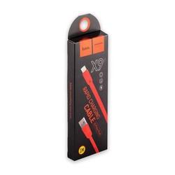 USB дата-кабель Hoco X9 High speed Lightning (1.0 м) Красный