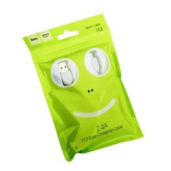 USB дата-кабель Hoco X13 Easy charged Type-C (1.0м) White