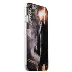 Чехол-накладка UV-print для iPhone 6s/ 6 (4.7) пластик (игры) Проект Армата тип 001