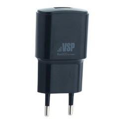 Адаптер питания BoraSCO charger B-20642 (USB: 5V/1A) Черный