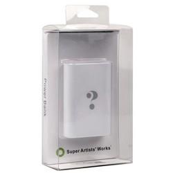 Аккумулятор внешний универсальный Wisdom YC-YDA7 Portable Power Bank 7800mAh ceramic white (USB выход: 5V 2.1A)