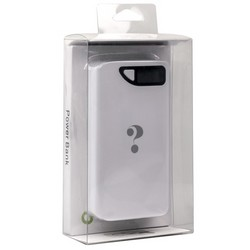 Аккумулятор внешний универсальный Wisdom YC-YDA10 Portable Power Bank 13000mAh ceramic white (USB выход: 5V 1A & 5V 2A)