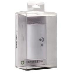 Аккумулятор внешний универсальный Wisdom YC-YDA11 Portable Power Bank 10400mAh ceramic white (USB выход: 5V 1A & 5V 2A)
