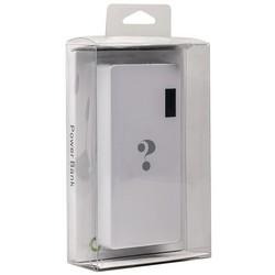 Аккумулятор внешний универсальный Wisdom YC-YDA18 Portable Power Bank 13000mAh white (USB выход: 5V 1A & 5V 2.1A)