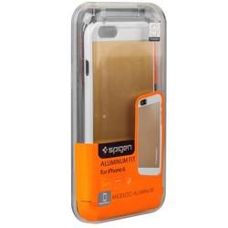 Чехол SPIGEN SGP Aluminum Fit для iPhone 6s/ 6 (4.7) SGP10945 - Champagne Gold - Золотистый