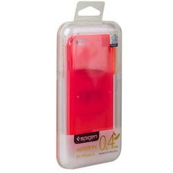 Чехол SPIGEN SGP Air Skin для iPhone 6s/ 6 (4.7) SGP11081 - Azalea Pink - Светло - розовый