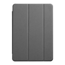 """Чехол-подставка Deppa Wallet Onzo Basic для iPad (10.2"""") 2019г. Soft touch 1.0мм (D-88055) Серый"""