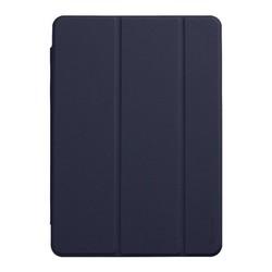 """Чехол-подставка Deppa Wallet Onzo Basic для iPad (10.2"""") 2019г. Soft touch 1.0мм (D-88056) Синий"""
