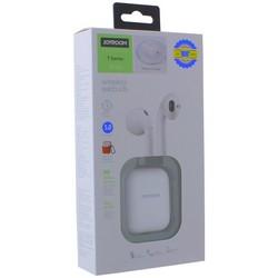 Bluetooth-гарнитура Joyroom (JR-T03) Wireless Earbuds стерео 350mAh с зарядным устройством и чехлом в комплекте Белый