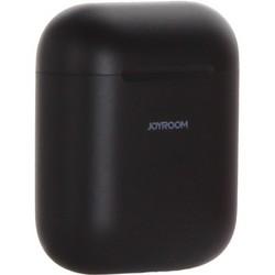 Bluetooth-гарнитура Joyroom (JR-T03S) TWS Wireless Earbuds стерео 400mAh с зарядным устройством и чехлом в комплекте Черный