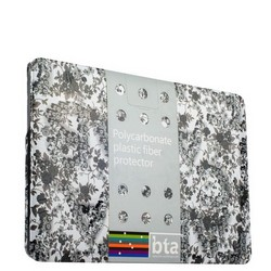 Защитный чехол-накладка BTA-Workshop для MacBook Pro 13 вид 3 (цветы)