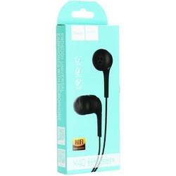 Наушники Hoco M40 Prosody universal earphones with mic (1.2 м) с микрофоном Black Черные