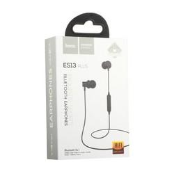 Наушники Hoco ES13 Plus exquisite Sport Wireless Headset bluetooth 4.1 Earphone Black Черные