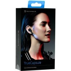 Bluetooth-гарнитура SoundPeats True Capsule D-191002 BT 5.0 стерео с зарядным устройством 650 mAh Черный