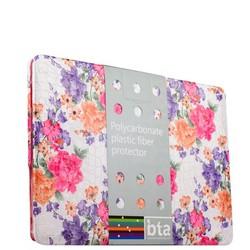 Защитный чехол-накладка BTA-Workshop для Apple MacBook Pro Retina 13 вид 5 (цветы)