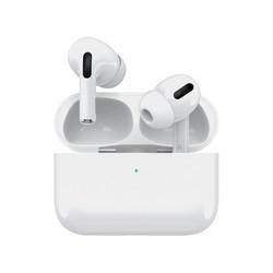 Bluetooth-гарнитура Deppa Air Pro TWS BT 5.0 (D-44167) 1:1 с зарядным устройством и чехлом Белый
