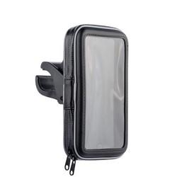 """Веломотодержатель Deppa Crab Bike M D-55118 (для смартфонов и GPS 3.5""""-4.7"""") крепление на руль Графитовый"""