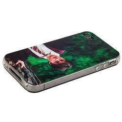 Чехол-накладка UV-print для iPhone 4S/ 4 силикон (кино и мультики) тип 03