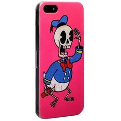 Чехол-накладка UV-print для iPhone SE/ 5S/ 5 пластик (мультфильмы) тип 32
