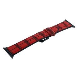 Ремешок кожаный COTEetCI W37 Fashion Leather (WH5262-RD) для Apple Watch 40мм/ 38мм Красный