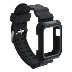 Ремешок COTEetCI W39 Integrated Movement Band (WH5267-BY) для Apple Watch 40мм/ 38мм Черно-Графитовый