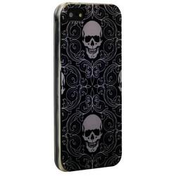 Чехол-накладка UV-print для iPhone SE/ 5S/ 5 силикон (арт) тип 15