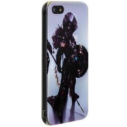 Чехол-накладка UV-print для iPhone SE/ 5S/ 5 силикон (кино и мультики) тип 002