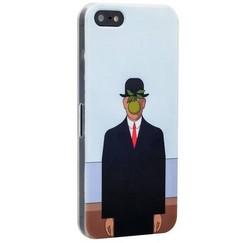 Чехол-накладка UV-print для iPhone SE/ 5S/ 5 пластик (арт) тип 012