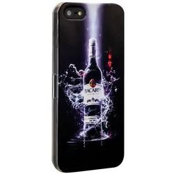 Чехол-накладка UV-print для iPhone SE/ 5S/ 5 пластик (бренды) тип 51