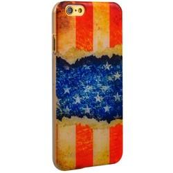 Чехол-накладка UV-print для iPhone 6s/ 6 (4.7) пластик (города и страны) тип 45