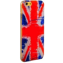 Чехол-накладка UV-print для iPhone 6s Plus/ 6 Plus (5.5) пластик (города и страны) тип 28