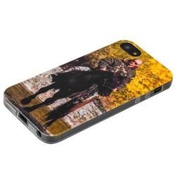 Чехол-накладка UV-print для iPhone SE/ 5S/ 5 силикон (тренд) Владимир Путин тип 005