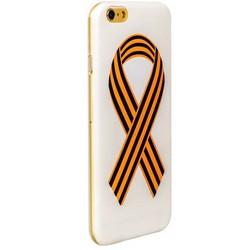 Чехол-накладка UV-print для iPhone 6s/ 6 (4.7) силикон (праздники) тип 001